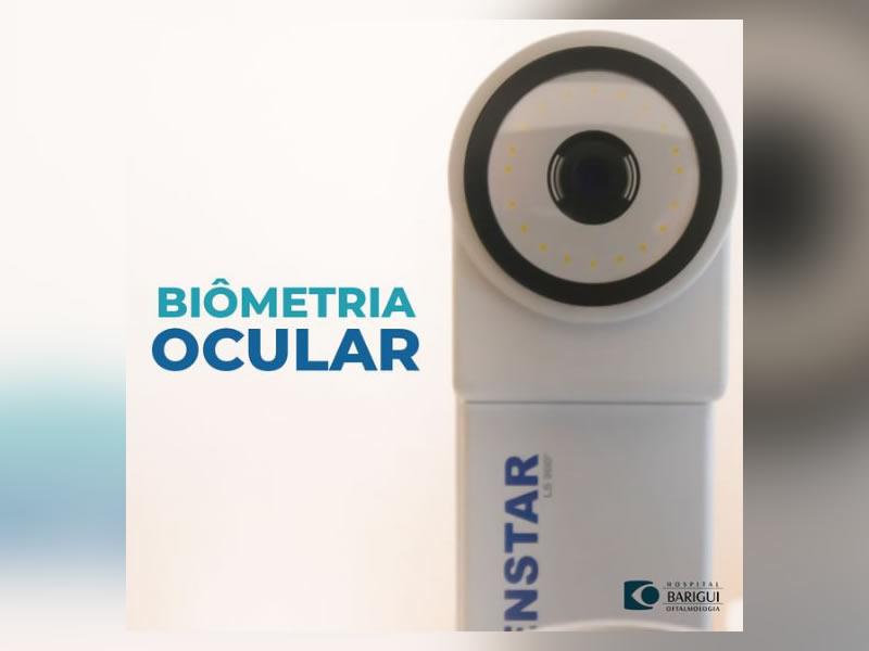 biometria ocular curitiba