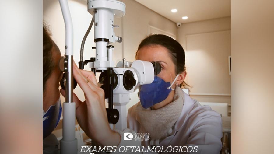exames oftalmologicos curitiba