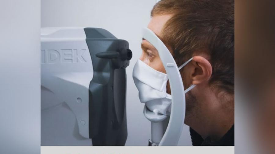 microscopia especular de cornea em curitiba